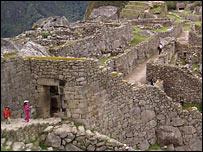 Las ruinas fueron descubiertas en 1911 y declaradas patrimonio de la humanidad en 1981.