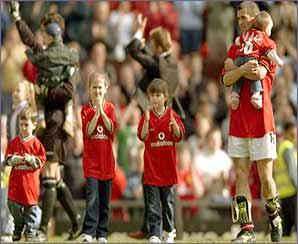BBC Sport Academy Photos Roy Keanes Photo Shoot