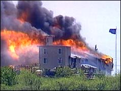 The Waco Siege turned into a disaster for all involved.Many children and women were killed...