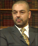 Latif Yahia, look-alike of Saddam Hussein's son