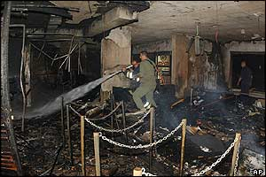 Després d'un incendi l'any 2004...
