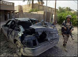 Faluya miércoles 17 de noviembre: fin del asalto (Fuente: BBC Mundo)