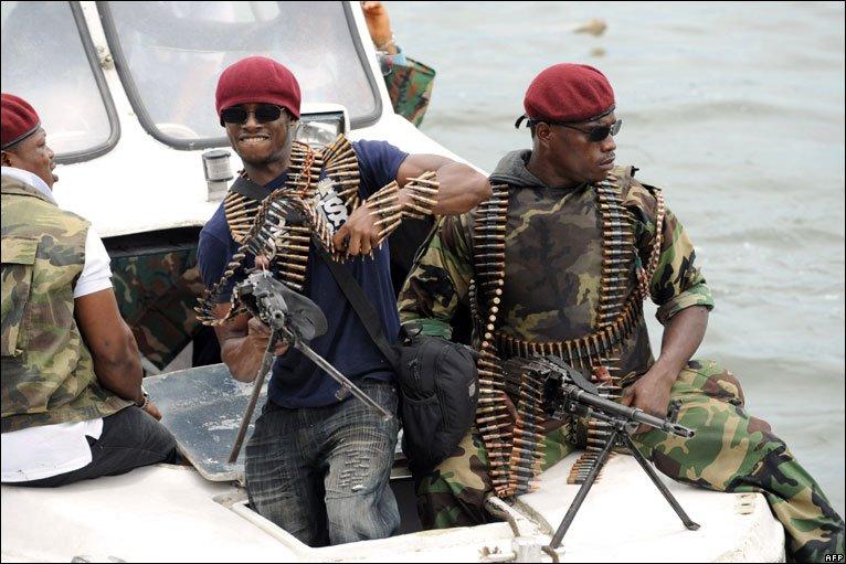 Niger Delta Vigilante