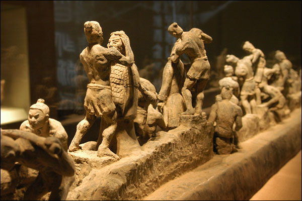 BBC News In Pictures Chinas Terracotta Army