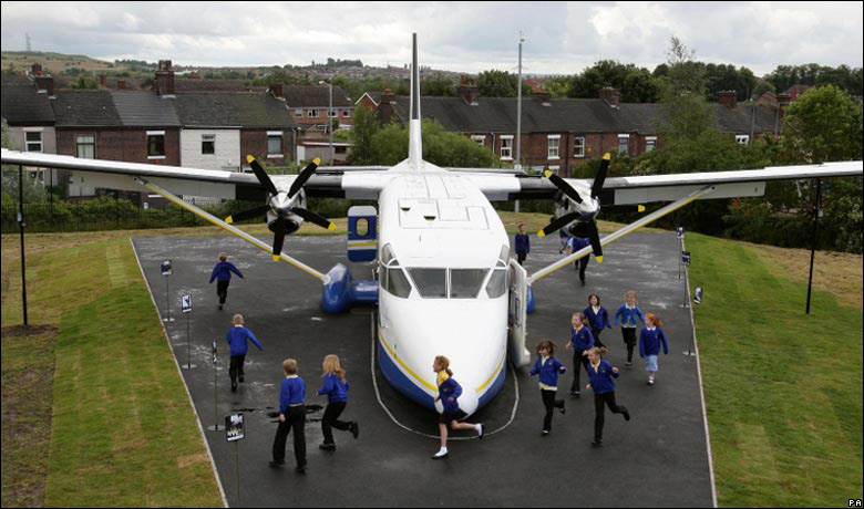 What an airbrained idea!