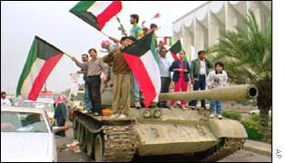 Liberation of Kuwait