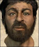 El nuevo rostro de Cristo.