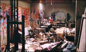 Bacons studio Hugh Lane Gallery