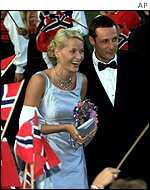 Wedding of Crown Prince Haakon