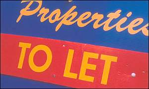 Property to let in the UK
