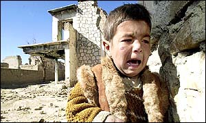 Hunger in Afghanistan