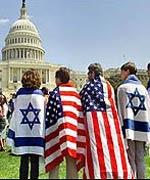 pro-israeli protest
