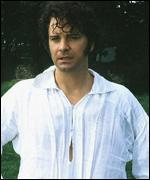 Unexpected encounter with Mr. Darcy