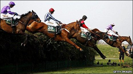 BBC Sport Horse Racing Grand National Headline Makers