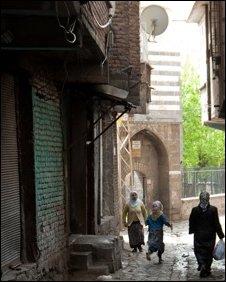 The town of Diyarbakir