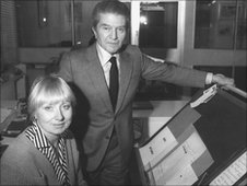 Egon Ronay and his wife in 1980