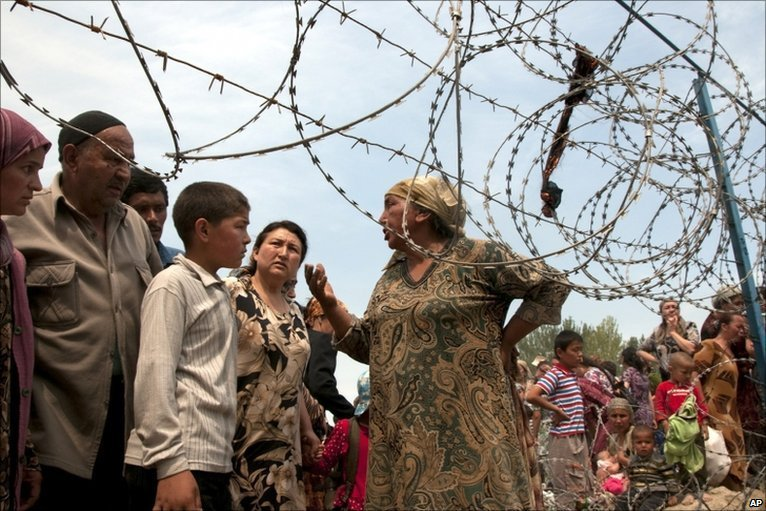 Kyrgzstan Krisis