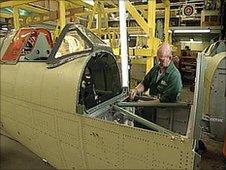Spitfire factory