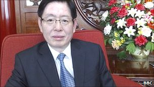 Director General, State Administration for Religious Affairs, Wang Zuo An