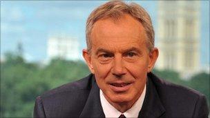 The Tony Blair BBC interview