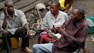 The Mambo family, Goma