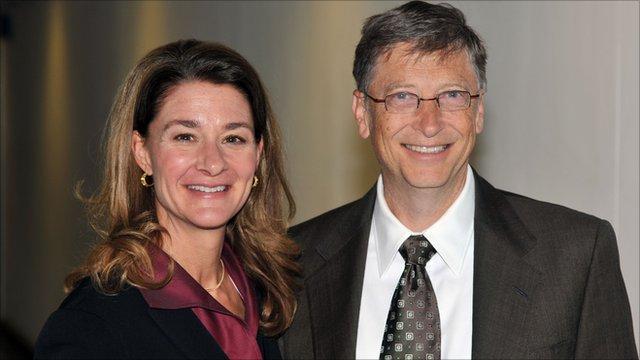 Image result for Bill and Melinda Gates