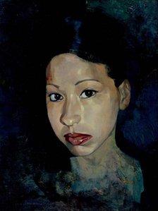 Portrait of Liliana Elizabeth Sanchez, by Toby Wiggins