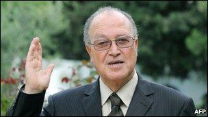Mustafa Ben Jaafar