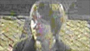 CCTV image of Benjamin Manning