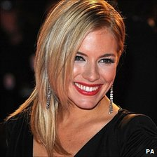 Actrice Sienna Miller