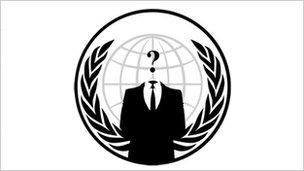 Anonymous logo