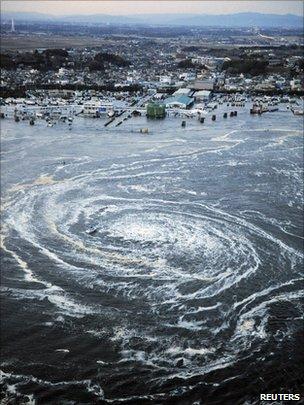 Whirlpool, Japan