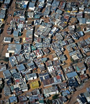 Soweto, South Africa (Image: BBC)