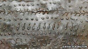 2000 år gammal text