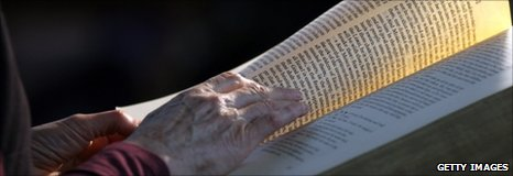 Participants Take Part In A Non Stop Reading Of The King James Bible