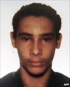 An undated handout photo of Wellington Menezes Oliveira