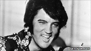 Elvis Presley in