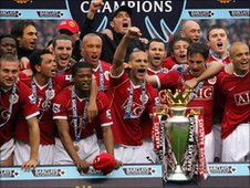 Man Utd 2007