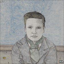 Lucian Freud's Boy on a Sofa