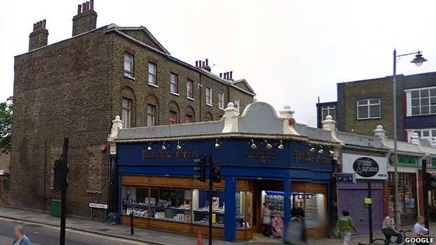 Tottenham High Road