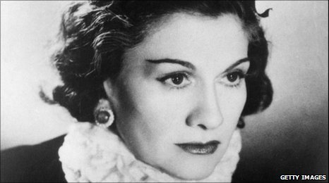 Coco Chanel in 1944