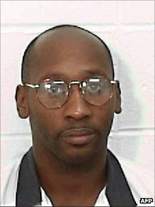 A Georgia Corrections Department photo of Troy Davis