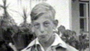 Eric Hobsbawm as a young man: BBC