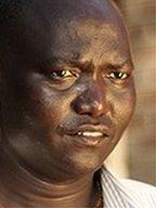 Kuol, one of Sudan's 'Lost Boys'