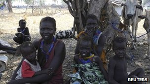 Internally displaced people in Pibor
