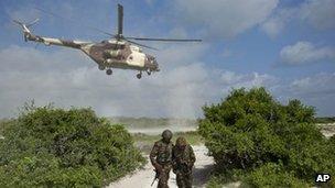 Al-Shabab has vowed to take revenge for Kenya's incursion into Somalia