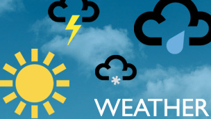 BBC Weather logos