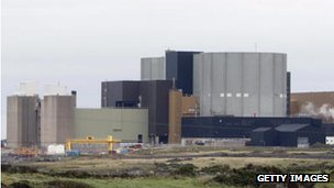 Nuclear power plant, Anglesey
