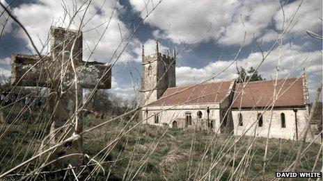 St Giles Church, Imber