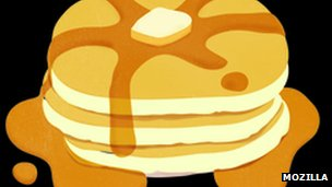 Project Pancake logo